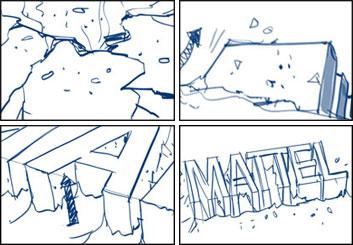 Nob Yamashita's Shootingboards storyboard art