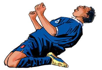Nob Yamashita's Sports storyboard art
