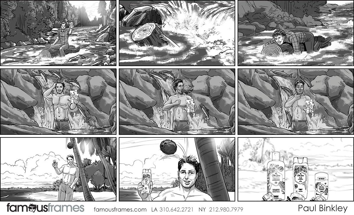 Paul Binkley's People - B&W Tone storyboard art (Image #107_113_1576539423)