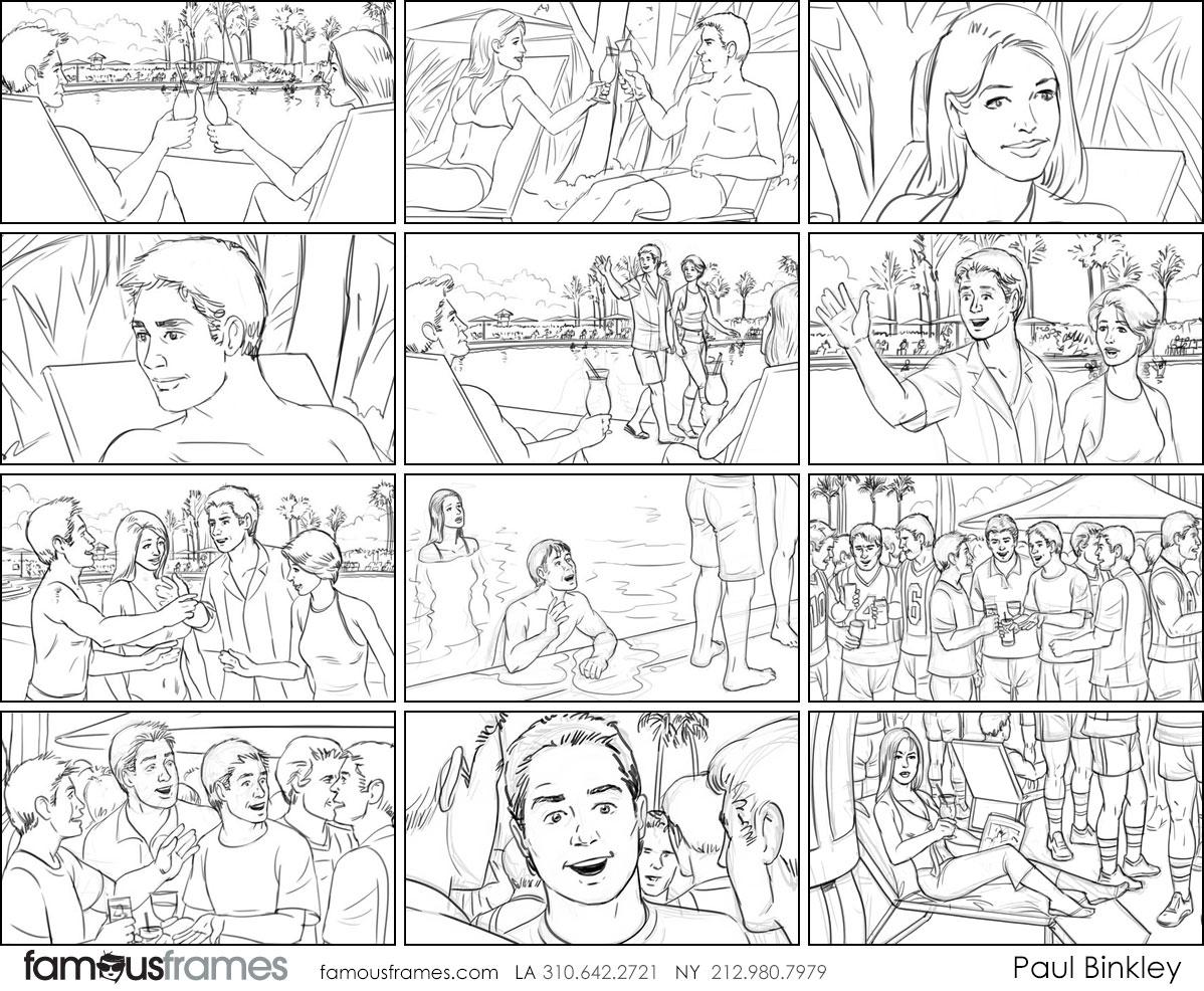 Paul Binkley's People - B&W Line storyboard art (Image #107_114_1495565342)
