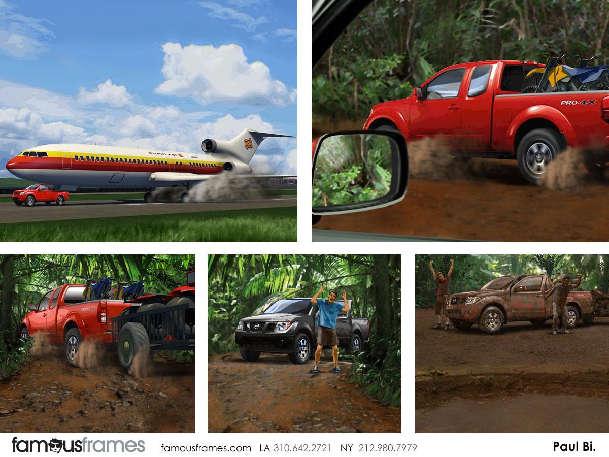 Paul Binkley's Vehicles storyboard art (Image #107_24_1326819482)