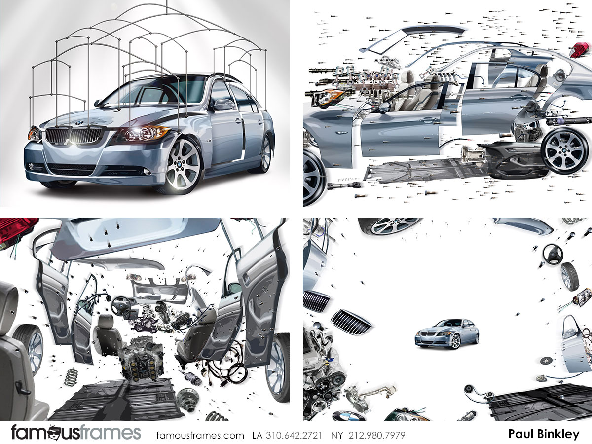 Paul Binkley's Vehicles storyboard art (Image #107_24_1386105185)