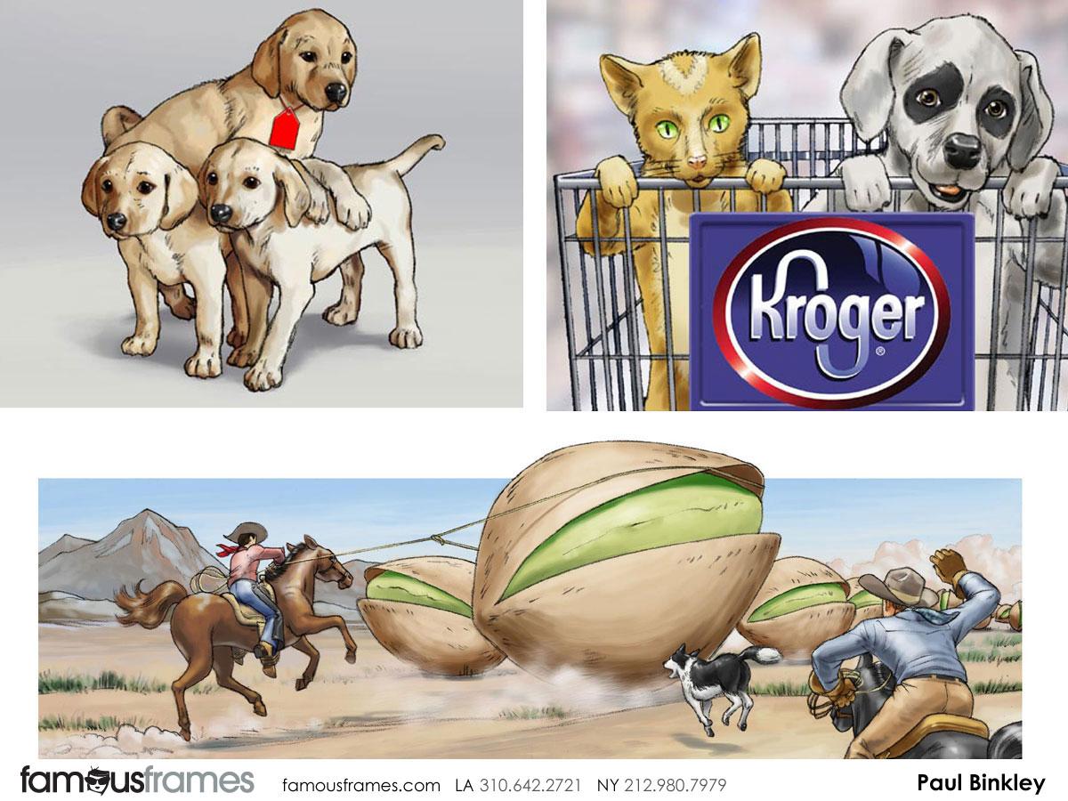 Paul Binkley's Wildlife / Animals storyboard art (Image #107_6_1326753001)