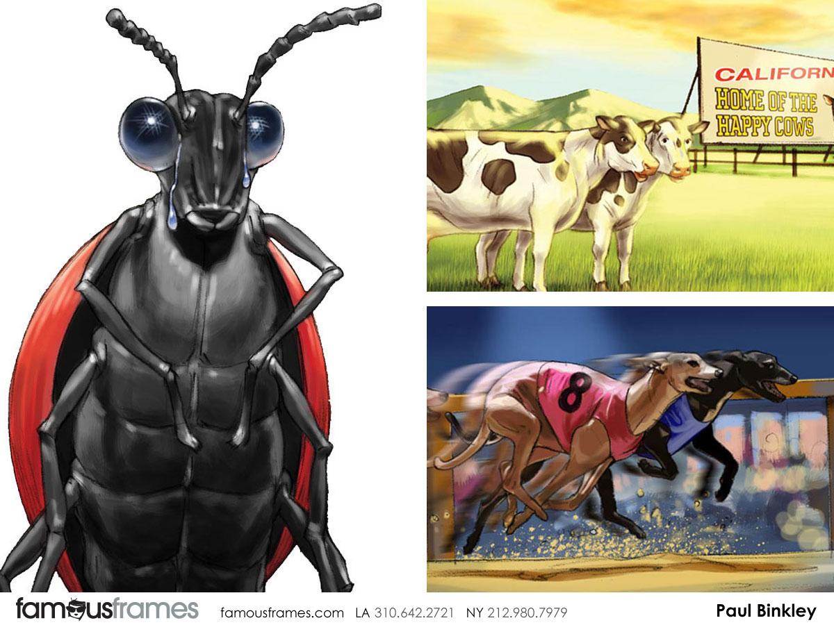 Paul Binkley's Wildlife / Animals storyboard art (Image #107_6_1326753087)