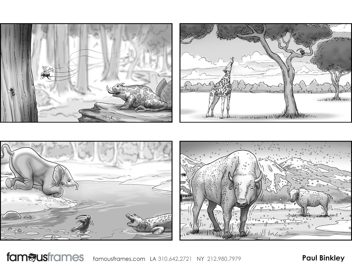 Paul Binkley's Wildlife / Animals storyboard art (Image #107_6_1459373454)
