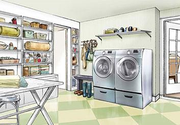 Paul Binkley's Environments storyboard art