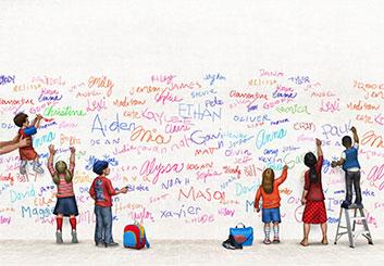 Paul Binkley's Kids storyboard art