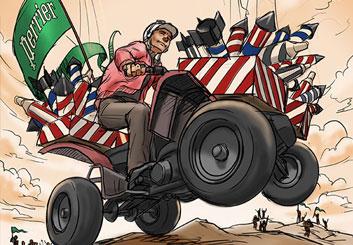 Paul Binkley's People - Color  storyboard art