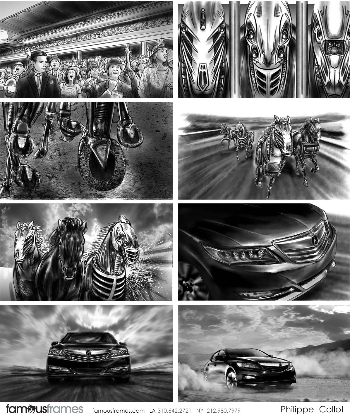 Philippe Collot*'s Shooting Vehicles storyboard art (Image #113_107_1494021824)