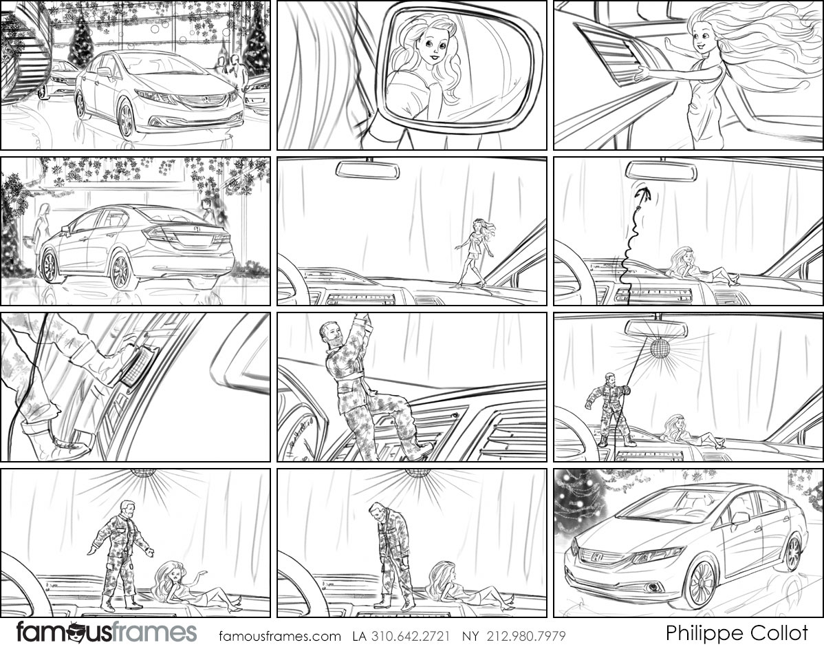 Philippe Collot*'s Shooting Vehicles storyboard art (Image #113_107_1495757764)