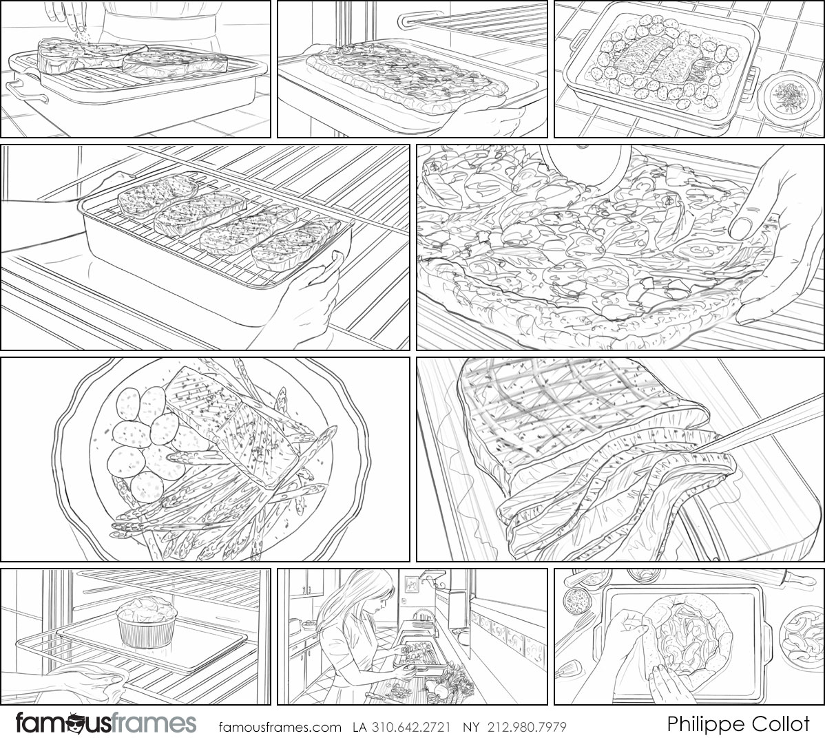 Philippe Collot*'s Food storyboard art (Image #113_13_1562962067)