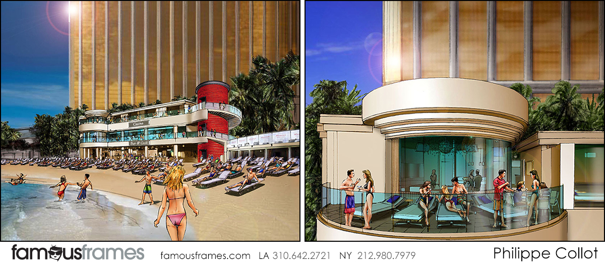 Philippe Collot*'s Architectural storyboard art (Image #113_19_1599875993)