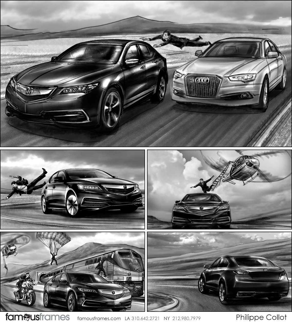 Philippe Collot*'s Vehicles storyboard art (Image #113_24_1565397998)