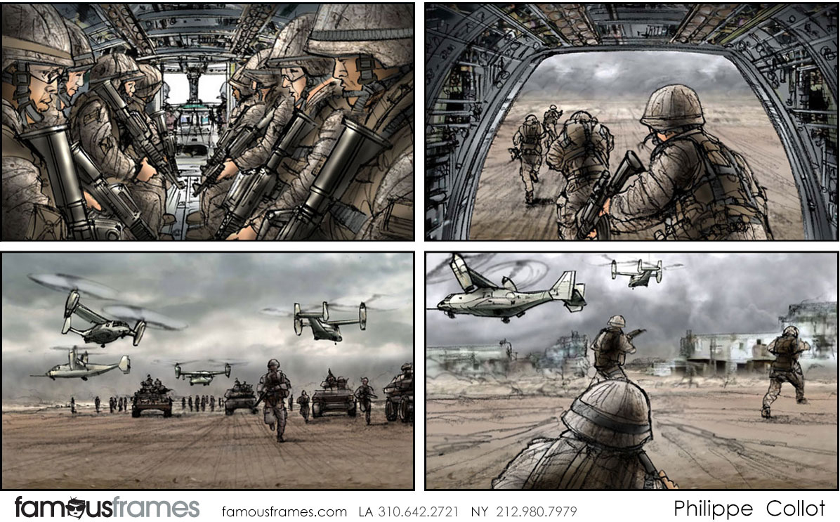 Philippe Collot*'s Action storyboard art (Image #113_4_1493163520)