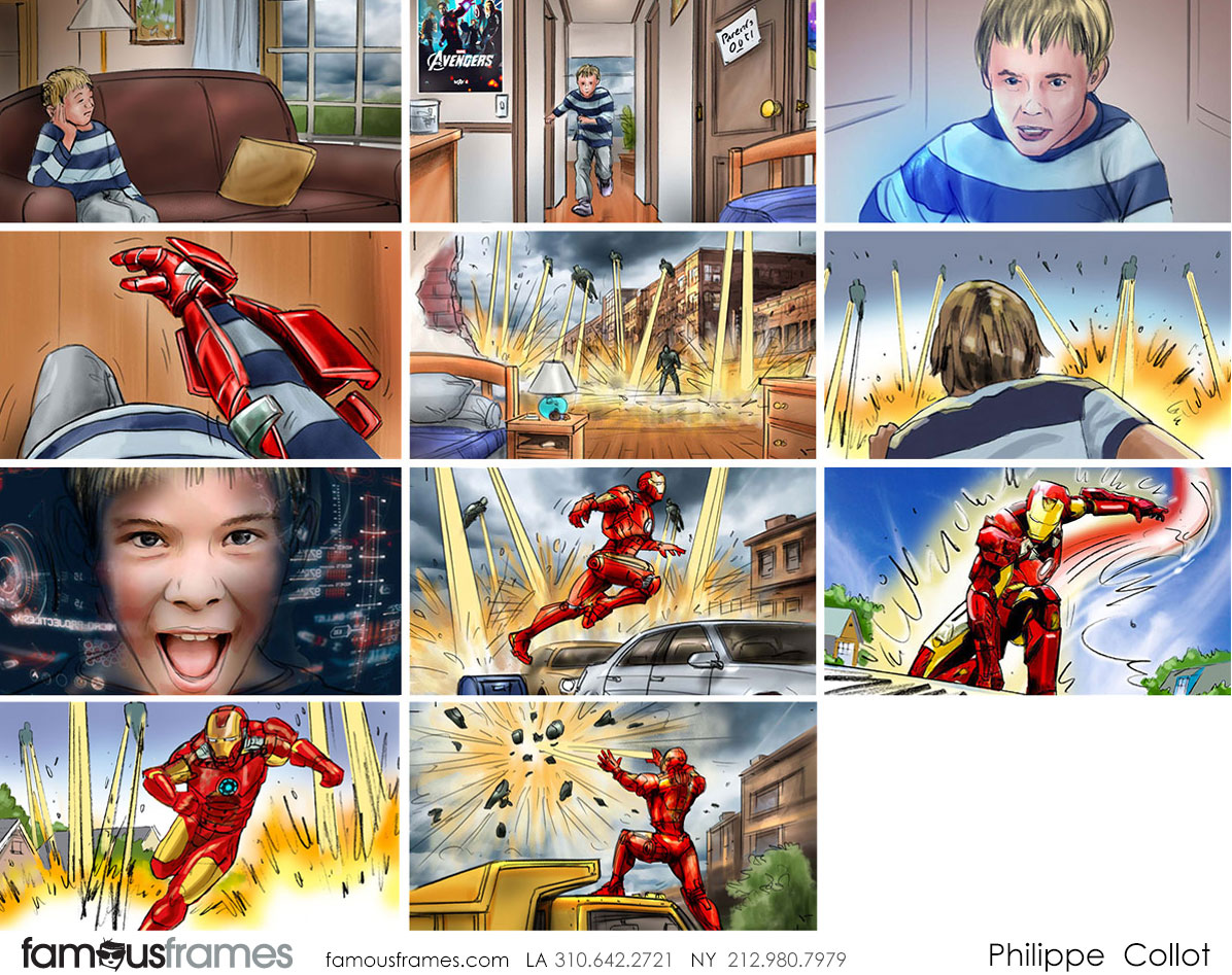 Philippe Collot*'s Action storyboard art (Image #113_4_1493163629)