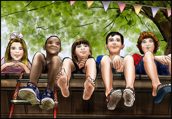 Philippe Collot*'s Kids storyboard art