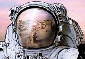 Philippe Collot*'s Sci-Fi storyboard art