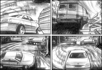 Philippe Collot*'s Shootingboards storyboard art
