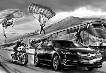 Philippe Collot*'s Action storyboard art