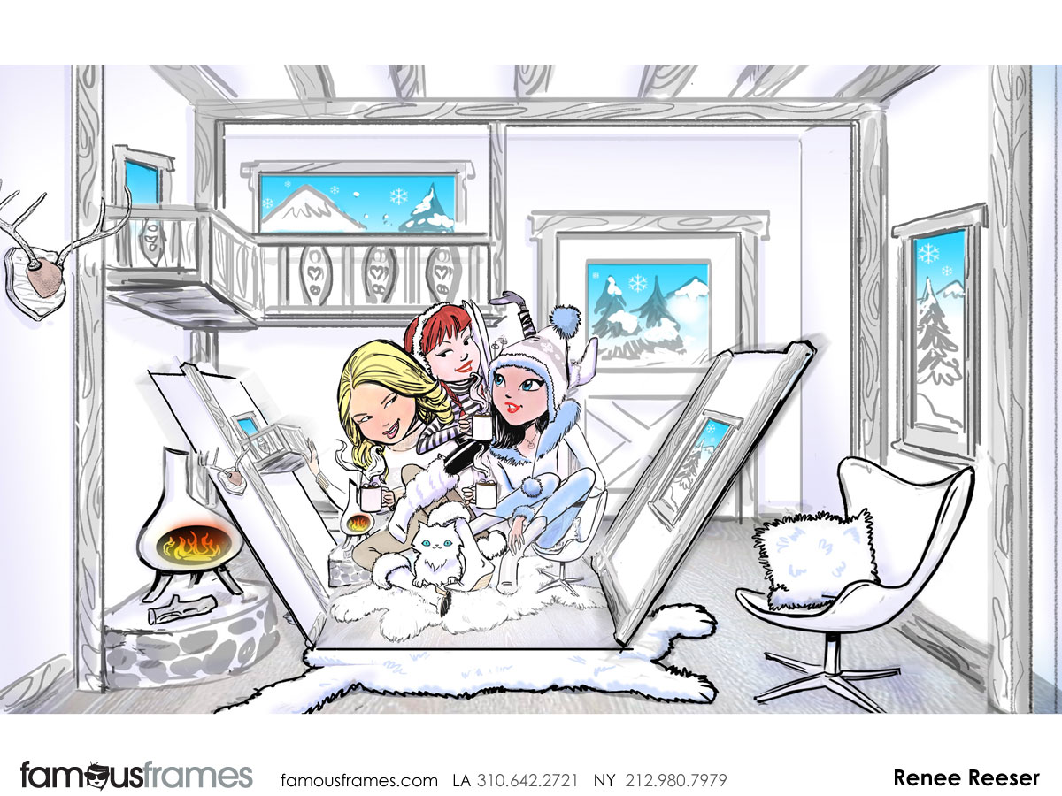 Renee Reeser's Beauty / Fashion storyboard art (Image #115_12_1341598465)