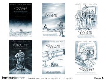 Renee Reeser's Film/TV storyboard art
