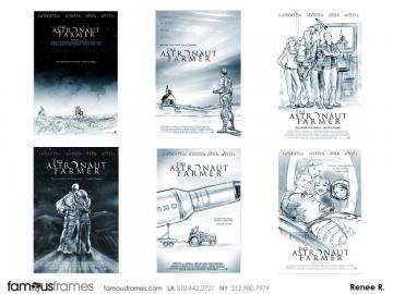 's Film/TV storyboard art