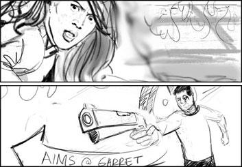 Renee Reeser's Shootingboards storyboard art
