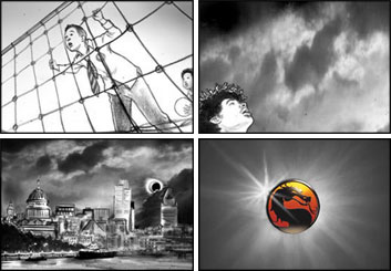 Renee Reeser's Video Games storyboard art