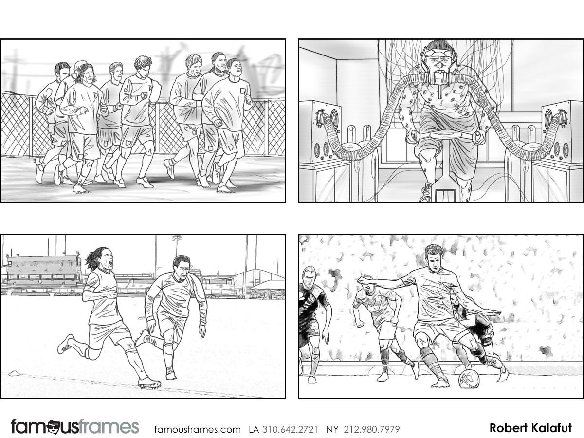 Robert Kalafut*'s People - B&W Line storyboard art (Image #116_114_1449009864)