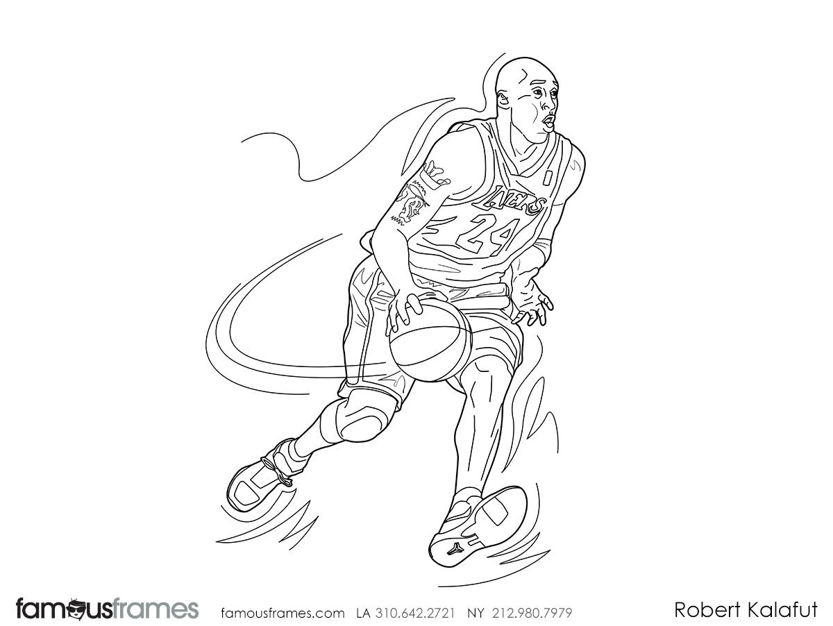 Robert Kalafut*'s People - B&W Line storyboard art (Image #116_23_1594939556)