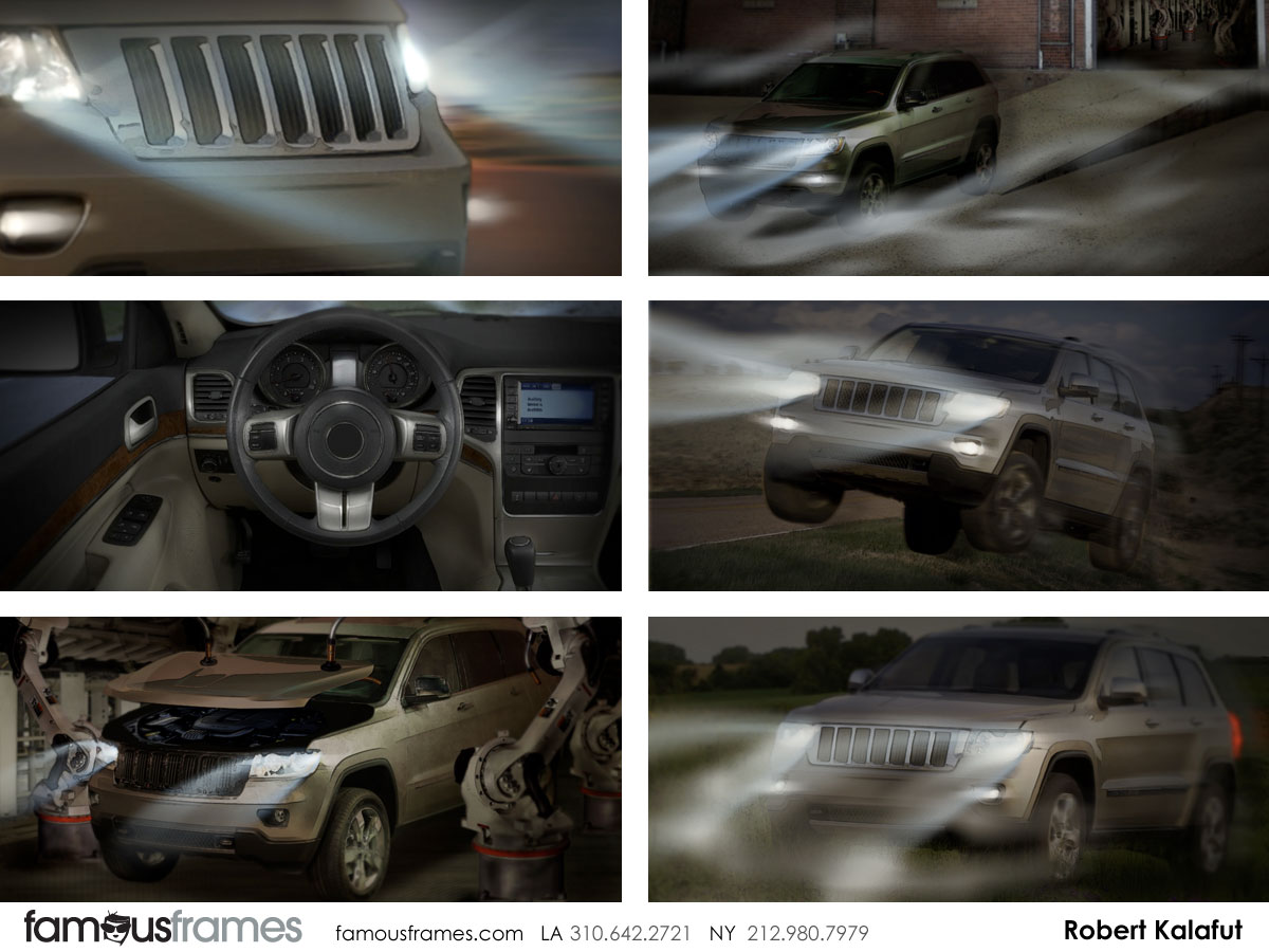 Robert Kalafut*'s Vehicles storyboard art (Image #116_24_1353371998)