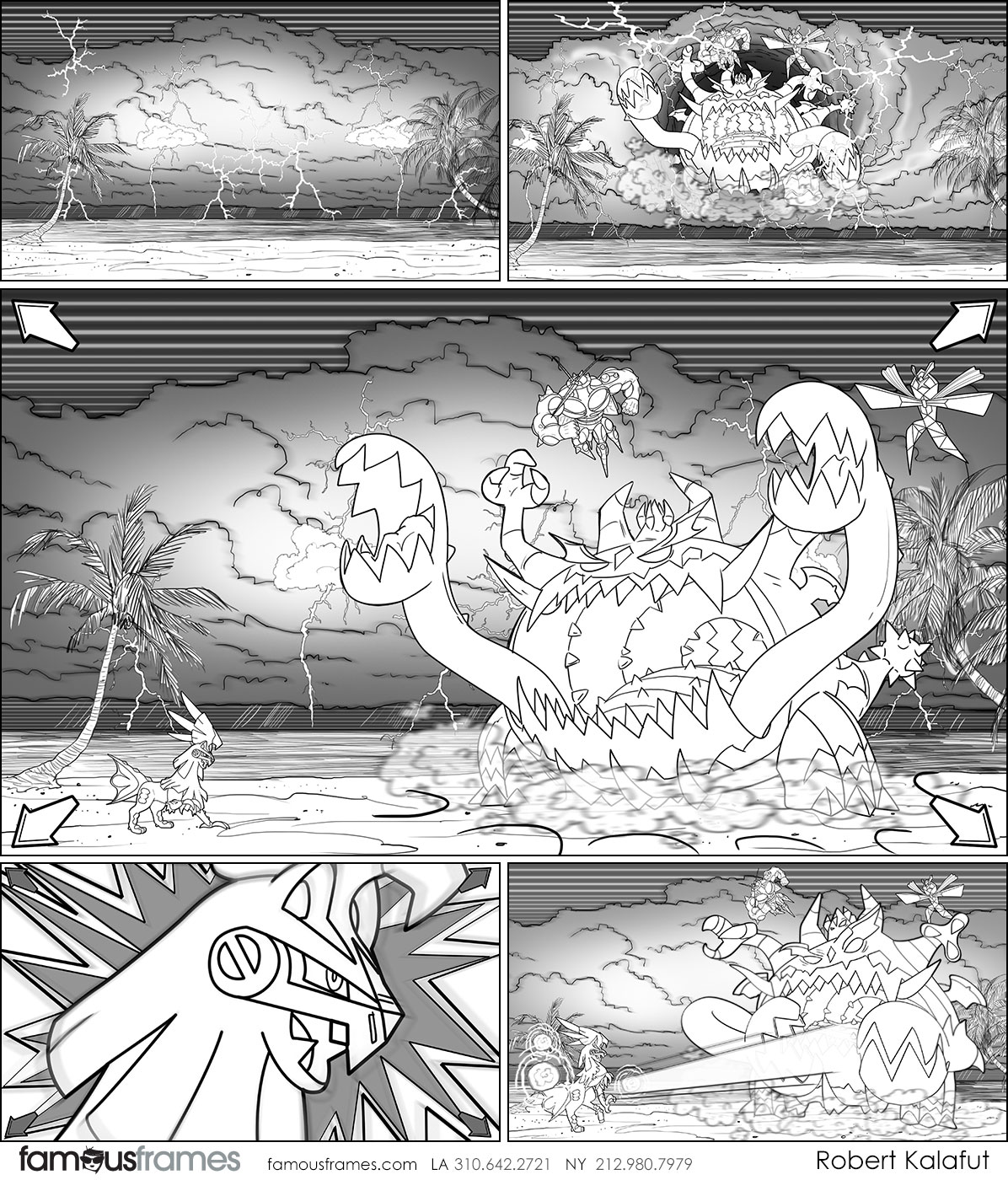 Robert Kalafut*'s Characters / Creatures storyboard art (Image #116_8_1541639431)