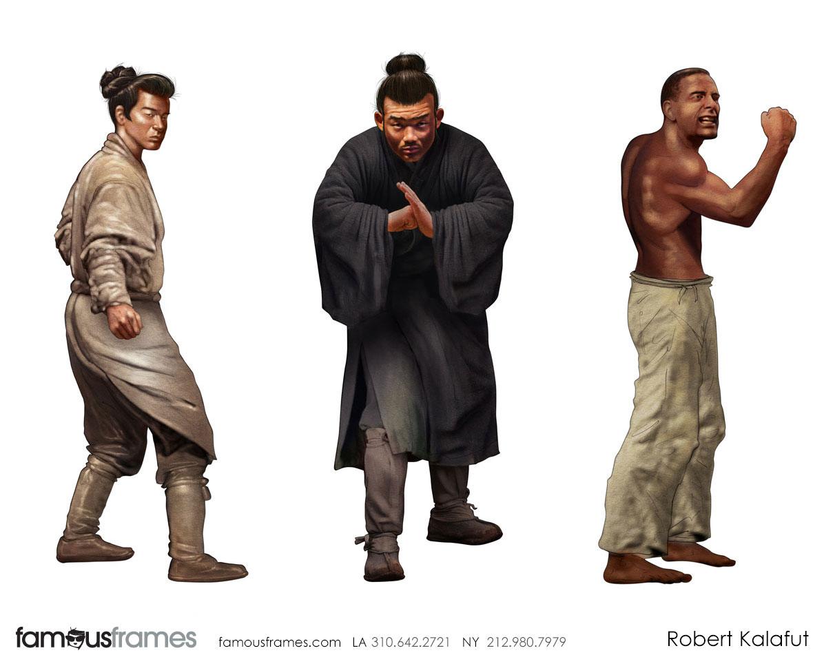 Robert Kalafut*'s Characters / Creatures storyboard art (Image #116_8_1541712482)