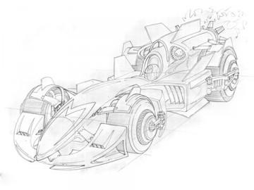 Robert Kalafut*'s Technical storyboard art