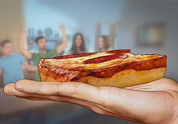 Robert Kalafut*'s Food storyboard art