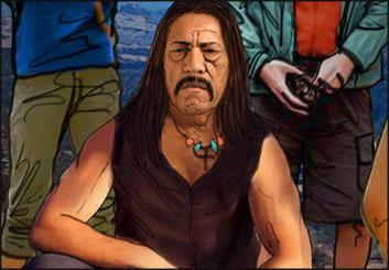 Robert Kalafut*'s Likenesses storyboard art