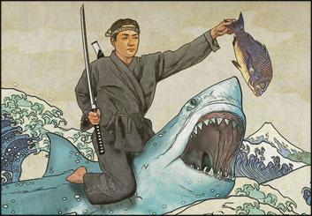 Robert Kalafut*'s Illustration storyboard art