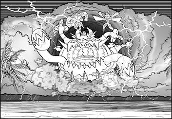 Robert Kalafut*'s Characters / Creatures storyboard art