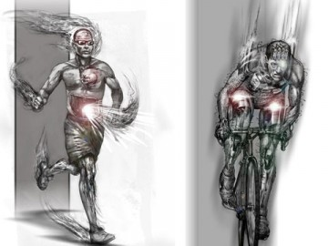 Robert Kalafut*'s Action storyboard art