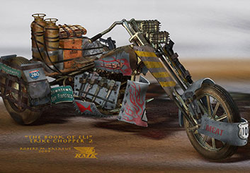 Robert Kalafut*'s Concept Vehicles storyboard art