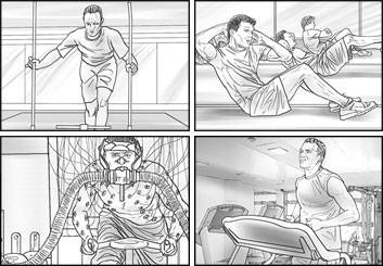 Robert Kalafut*'s Shootingboards storyboard art