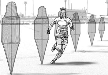 Robert Kalafut*'s Sports storyboard art