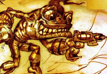 Robert Kalafut*'s Video Games storyboard art