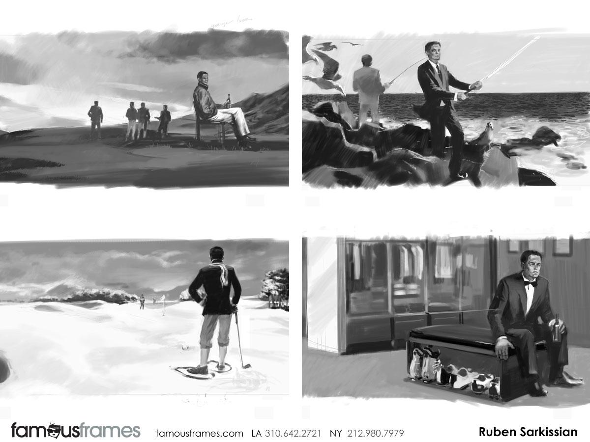Ruben Sarkissian's People - B&W Tone storyboard art (Image #120_113_1384909963)