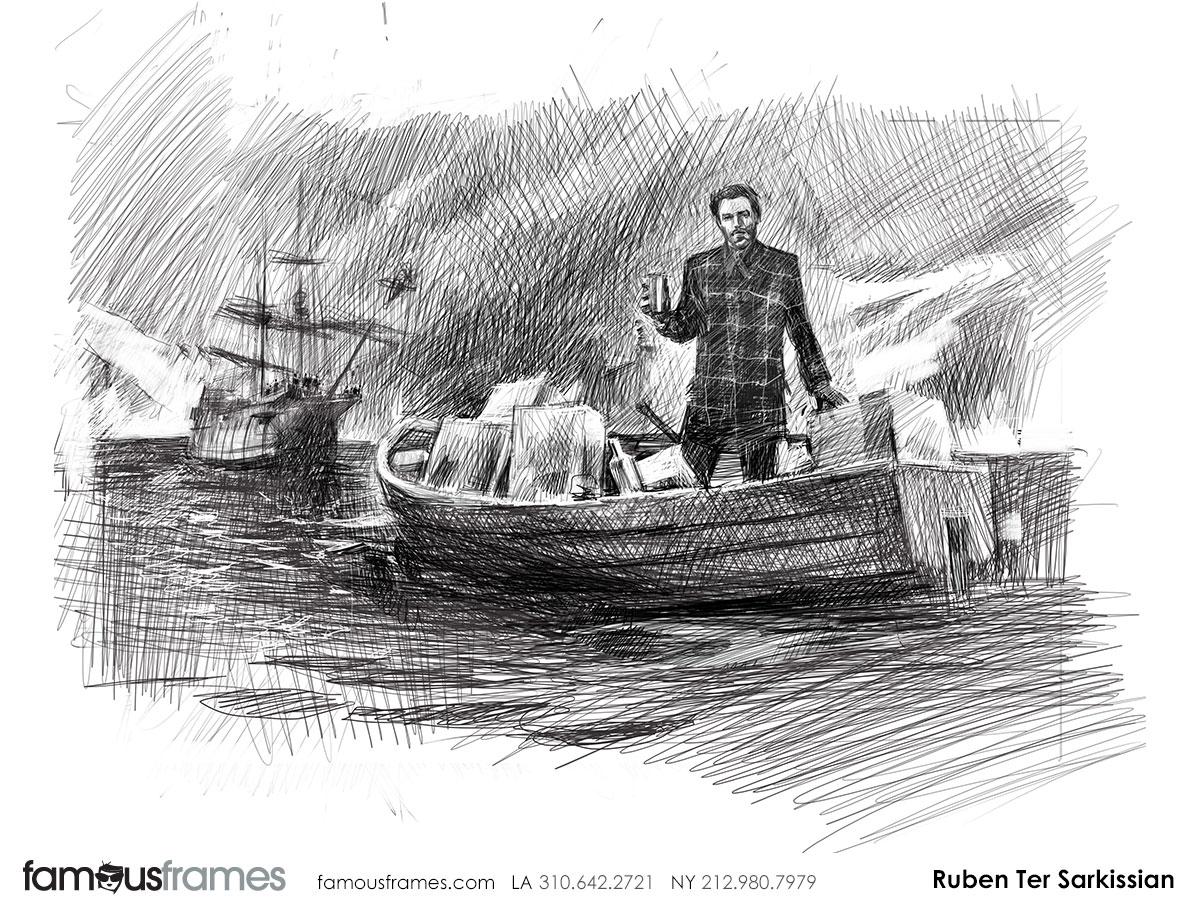 Ruben Sarkissian's People - B&W Tone storyboard art (Image #120_113_1384909987)