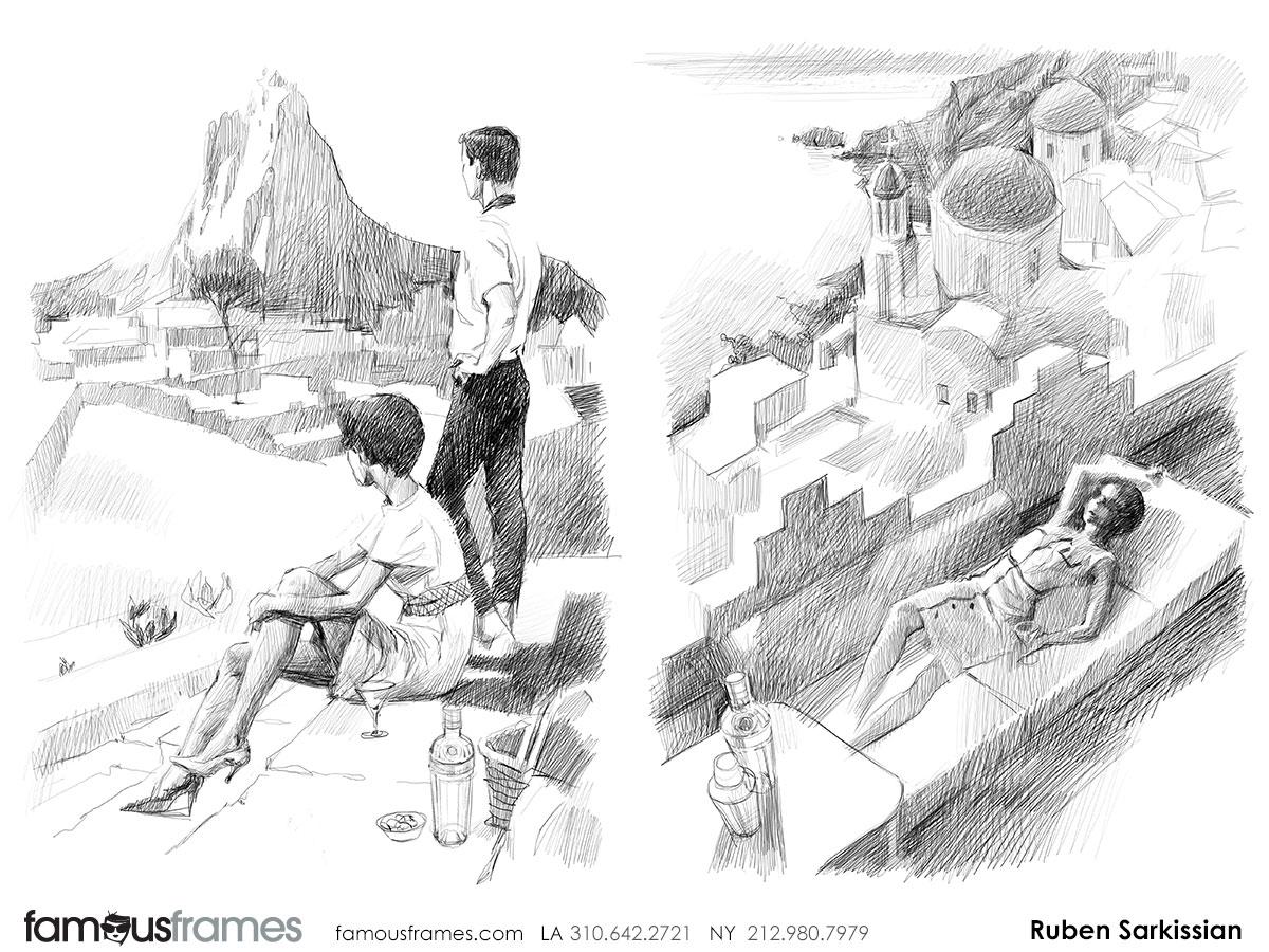Ruben Sarkissian's People - B&W Tone storyboard art (Image #120_113_1384909995)