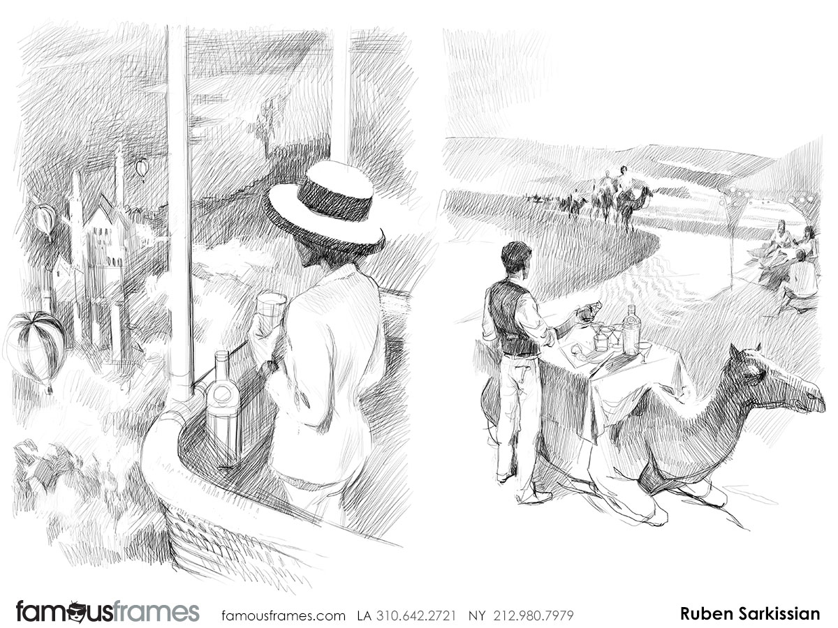Ruben Sarkissian's People - B&W Tone storyboard art (Image #120_113_1384910006)