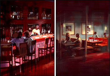 Ruben Sarkissian's Environments storyboard art