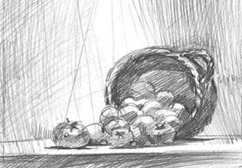 Ruben Sarkissian's Food storyboard art