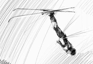 Ruben Sarkissian's Shootingboards storyboard art